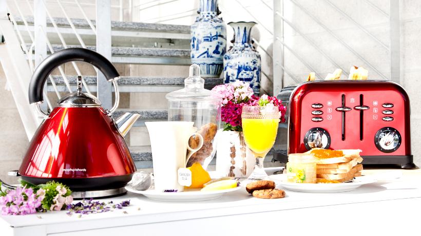 kuchennie i kolorowo: czajnik elektryczny