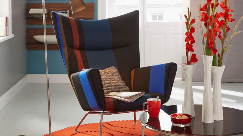 Fotel w stylu nowoczesnym