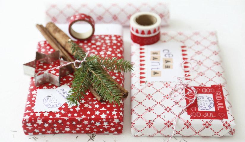 Jak zapakować prezenty krok po kroku