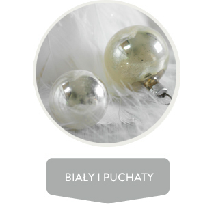 bialy puchaty