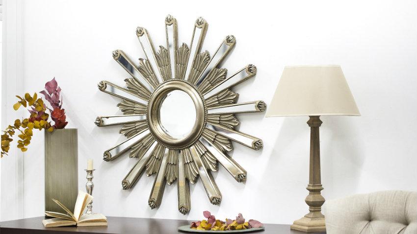 Oryginalne, nowoczesne lustra dekoracyjne
