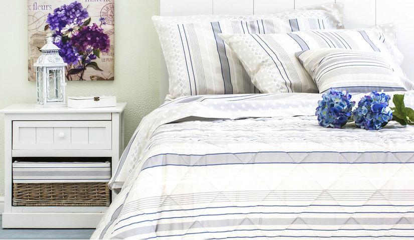Romantyczna sypialnia i styl prowansalski