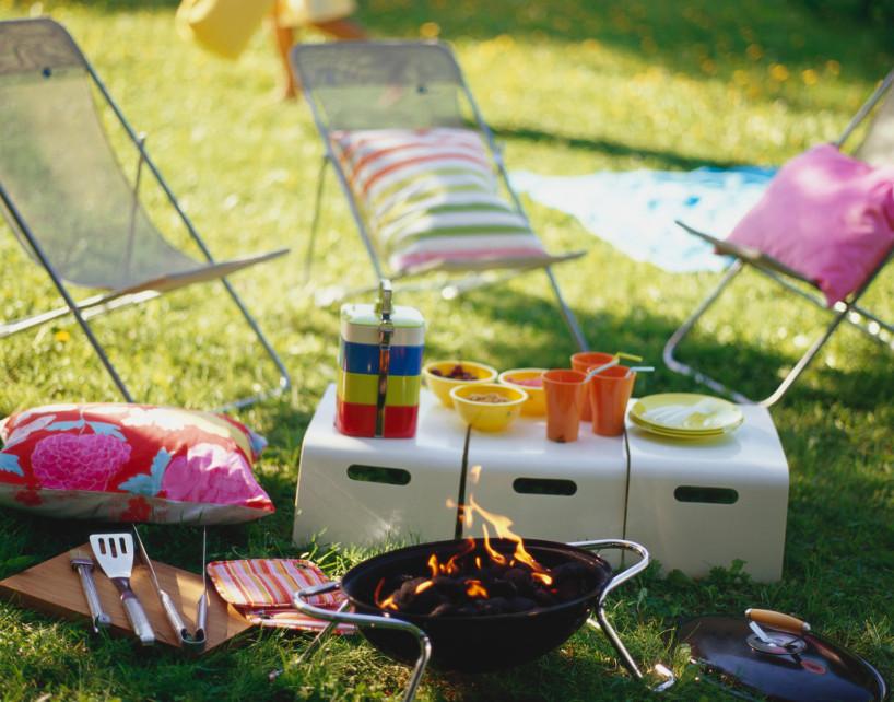 piknik, na którym przyda się torba termoizolacyjna