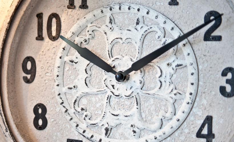 zegar z kukułką - cyferblat