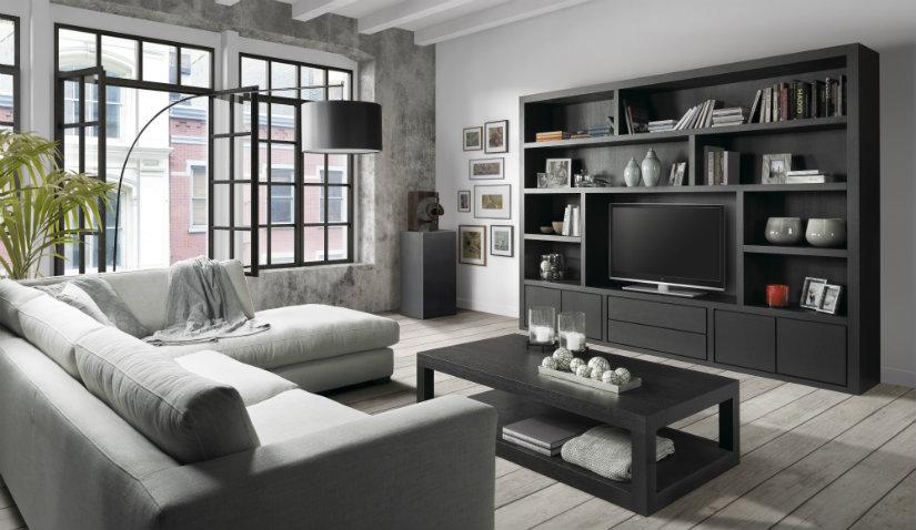Elegancki fotel telewizyjny