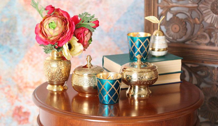 Eleganckie lampy orientalne