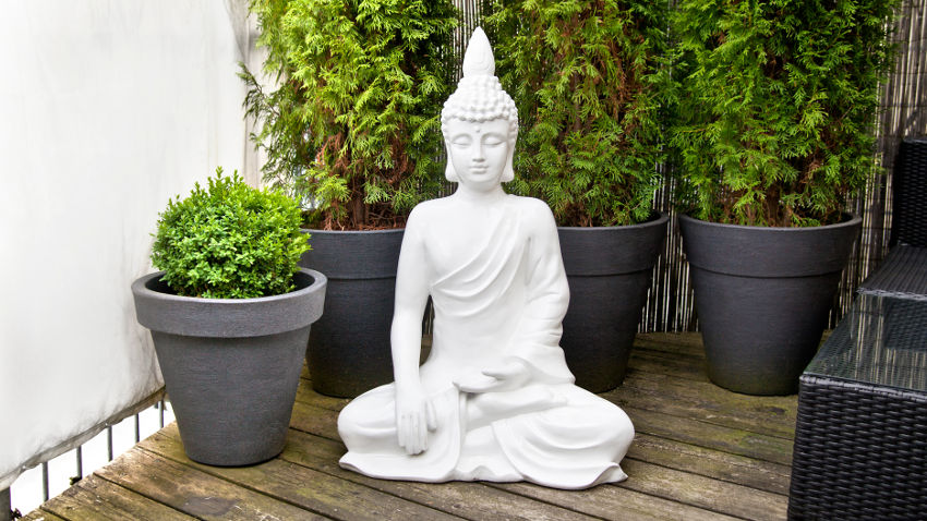 feng shui w ogrodzie