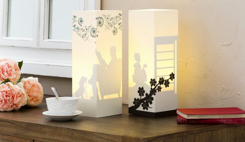 Lampy orientalne w stylu azjatyckim