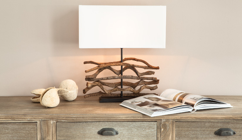 Lampy stołowe w stylu skandynawskim