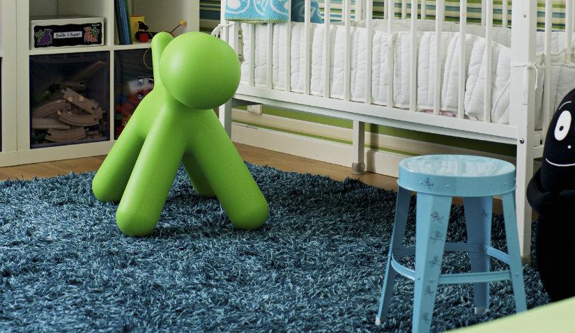 Miękki dywan do pokoju dziecięcego