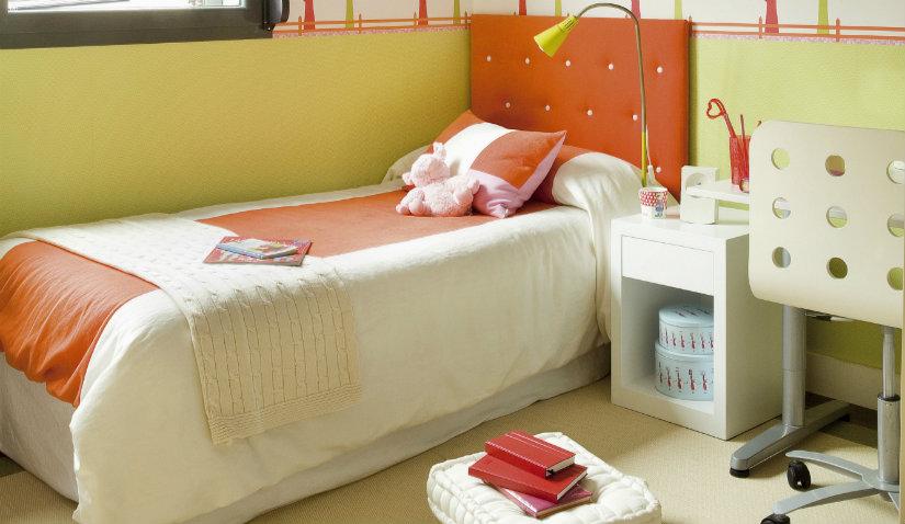Oryginalne łóżko dla dziewczynki