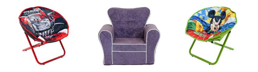Składany fotelik dla dziecka