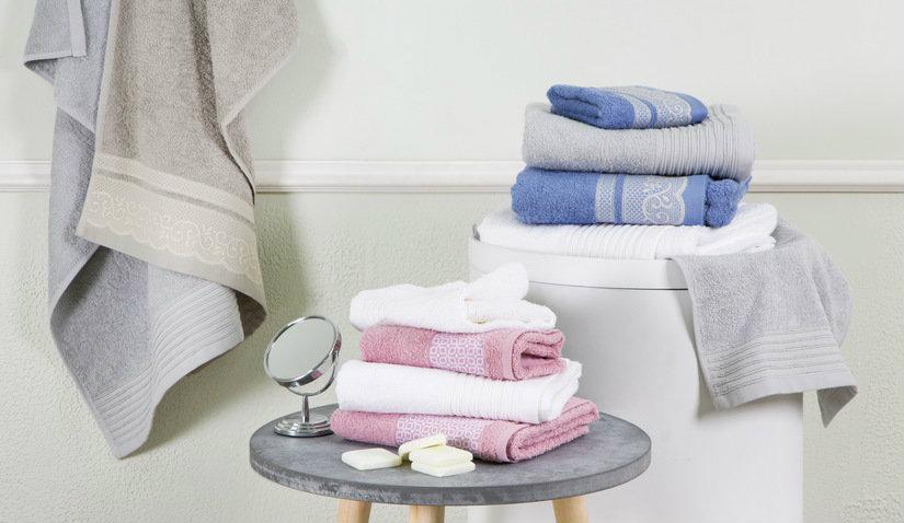 Luksusowe ręczniki bambusowe