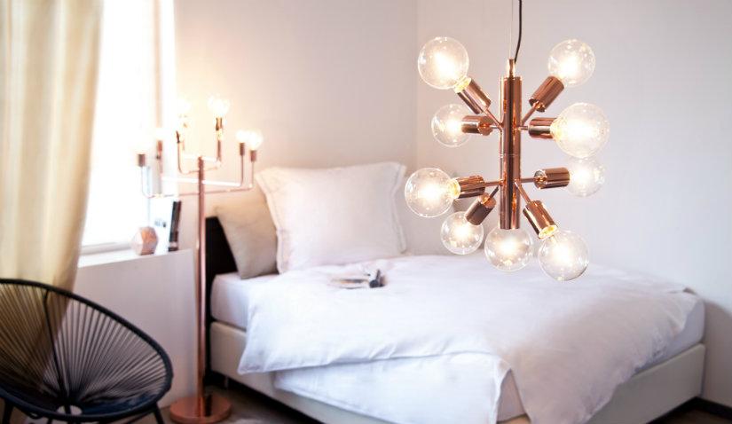Lampy m odzie owe urz d pok j nastolatka westwing for Lampadari moderni per camera da letto