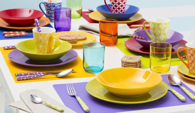 talerze na letnie przyjęcie
