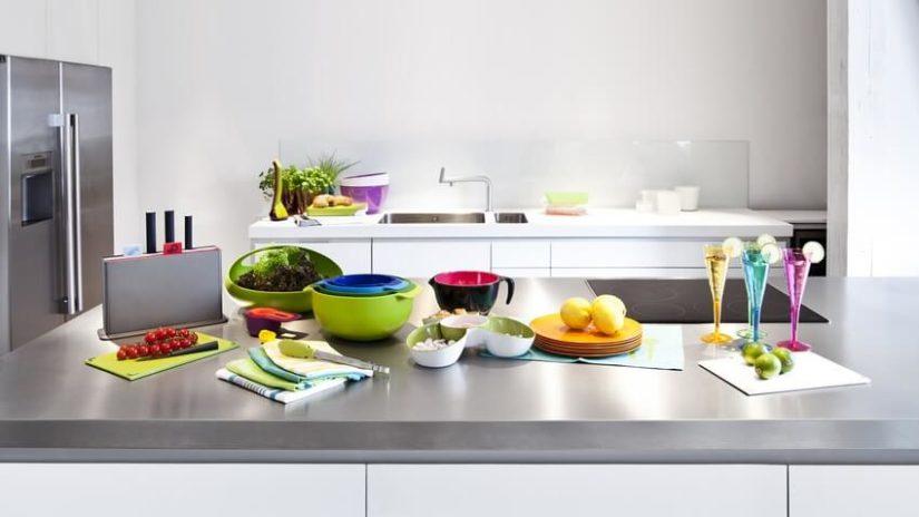 aranżacja kuchni organizacja przestrzeni