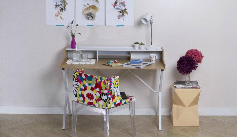 barwny wizytownik na biurko