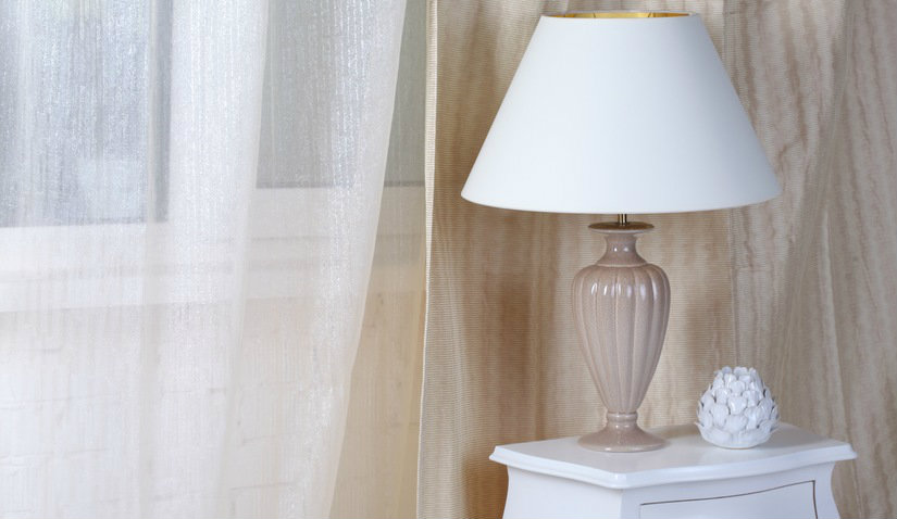 jasne lampy ceramiczne