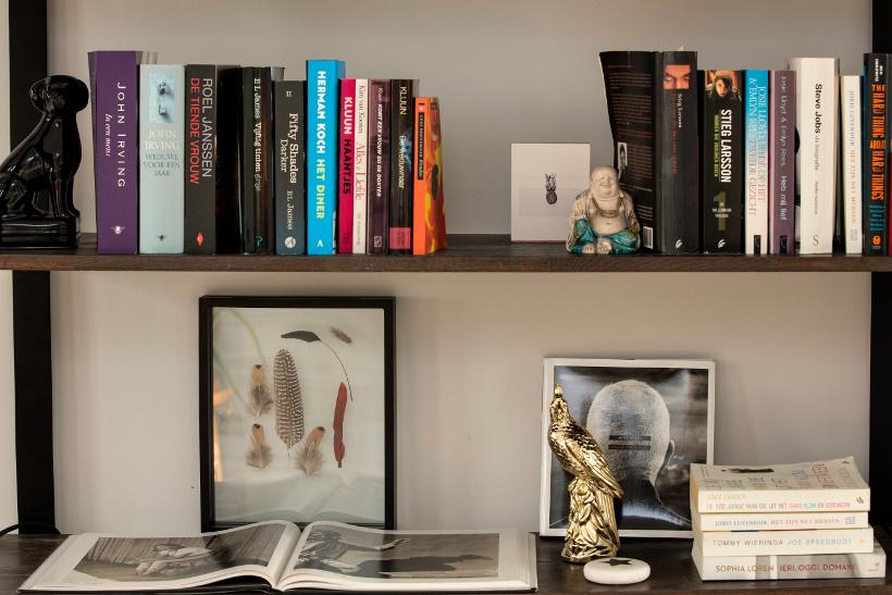 półki na książki - szukamy inspiracji