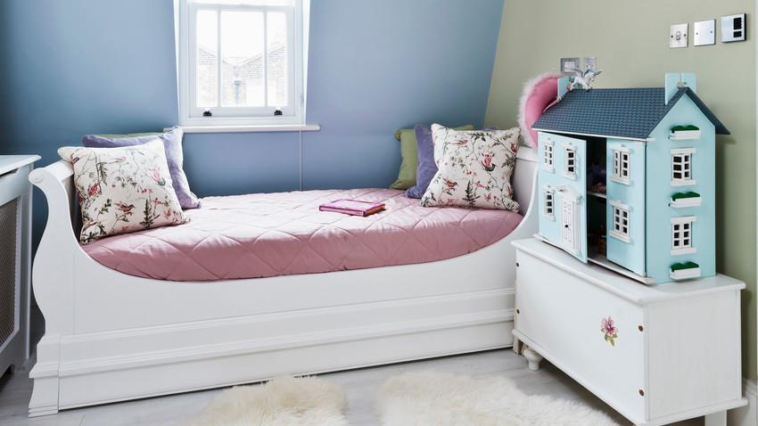 łóżko z biurkiem dla dzieci
