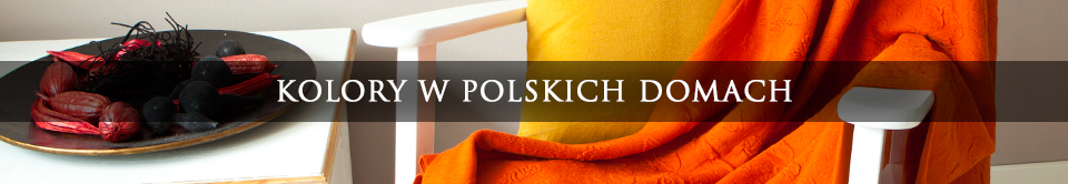 kolory w polskich domach