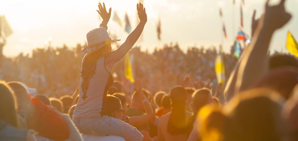 Музыкальные фестивали в России и Европе