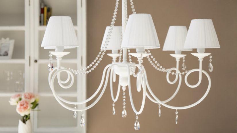 lampy w stylu prowansalskim