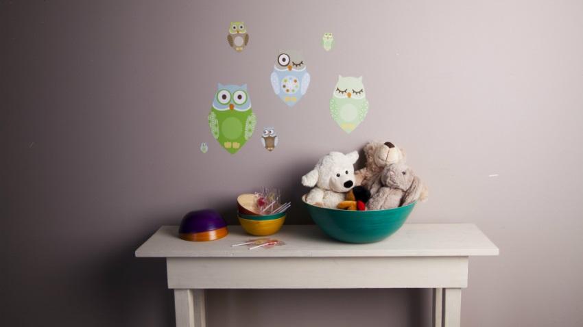 naklejki na ściany do pokoju dziecięcego