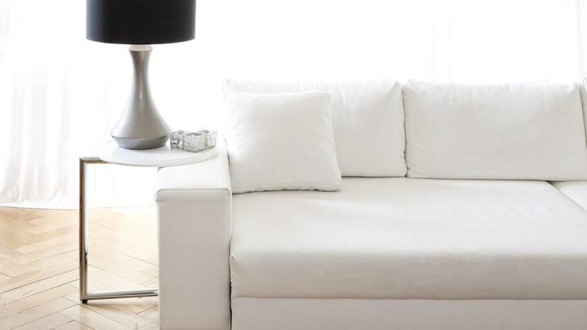 salon nowoczesny kanapa