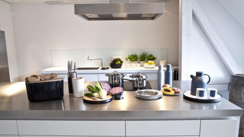 wystrój kuchni w stylu nowoczesnym