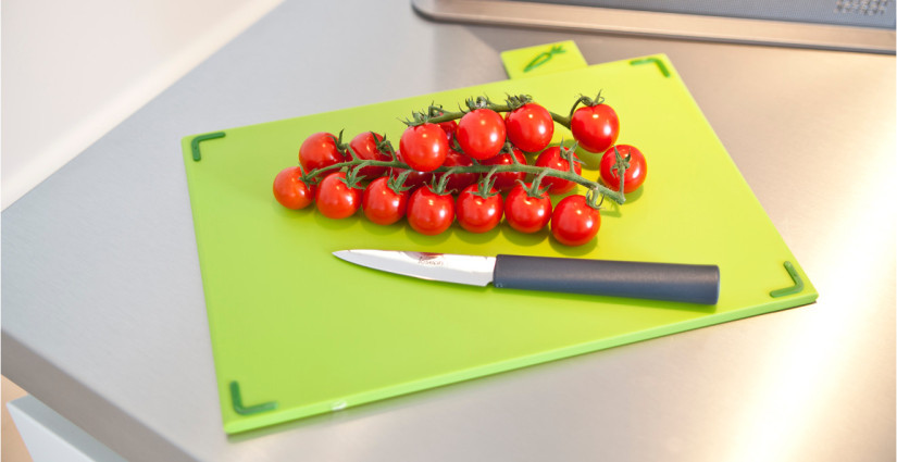 Noże kuchenne tytanowe