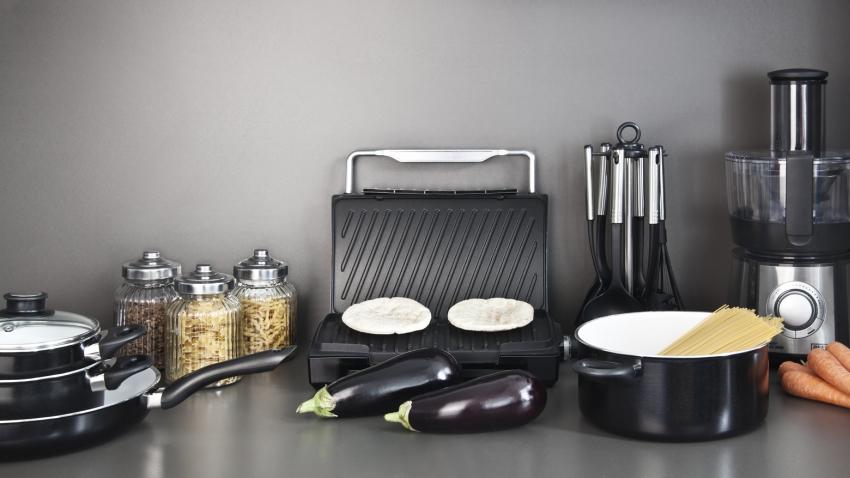 Szafki kuchenne z ociekaczem