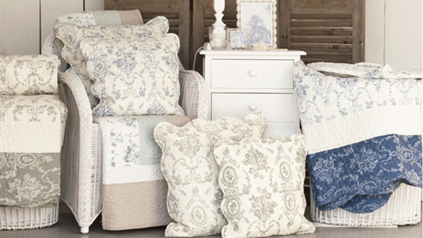 Miękkie poduszki i kapy na balkon