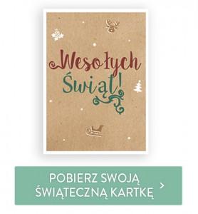 Pobierz swoją świąteczną kartkę