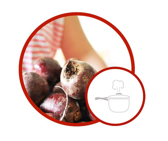 Kotlety wołowe nadziewane pieczoną cebulą