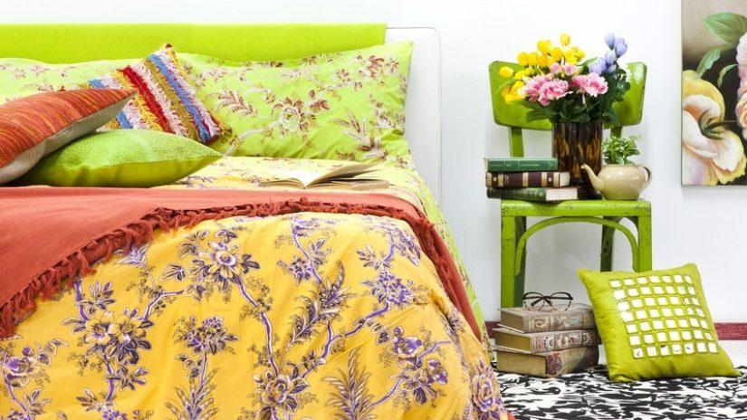 Modne kolory do sypialni