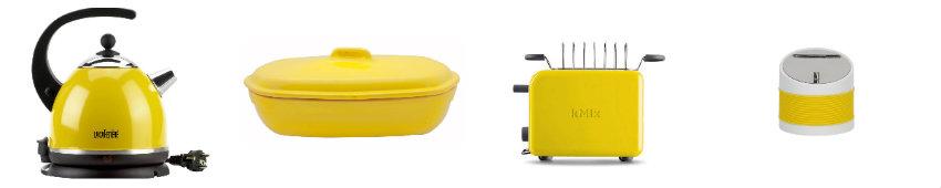 żółta Kuchnia W Kilku Prostych Krokach