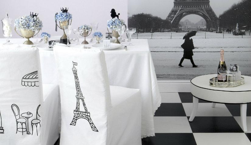 Dekoracje krzeseł na ślub