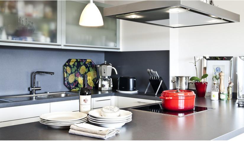Listwa magnetyczna w kuchni