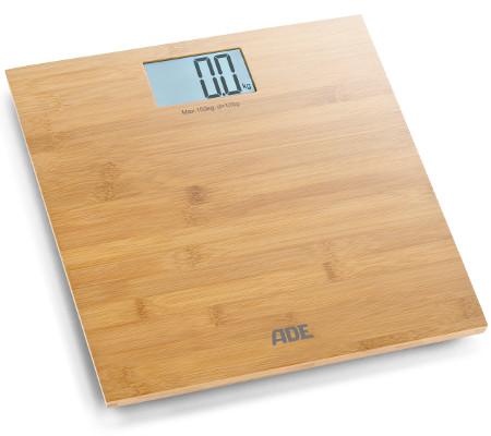 Drewniana waga łazienkowa marki ADE