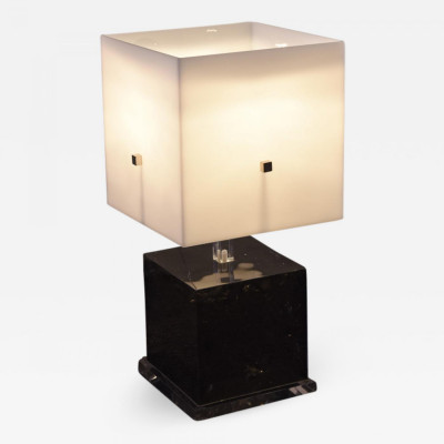 Table Lamp in the Manner of Romeo Rega