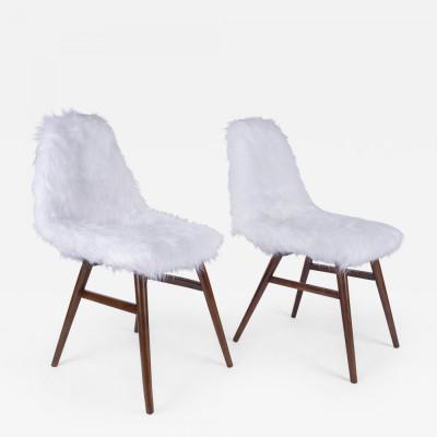 Pair of Erika Chairs from Judit Burian