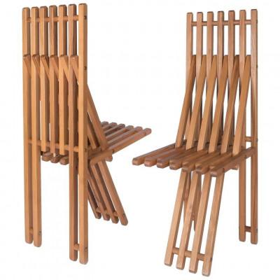 Folding Chairs by Capitini & Palmoni