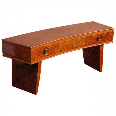 Italian Origin Art-Deco Console Table