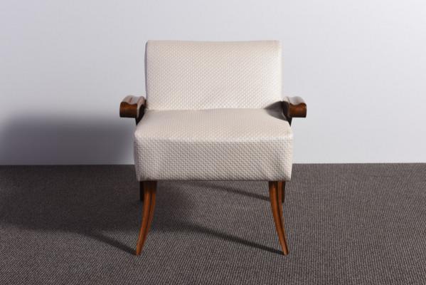 Art-Deco armchair