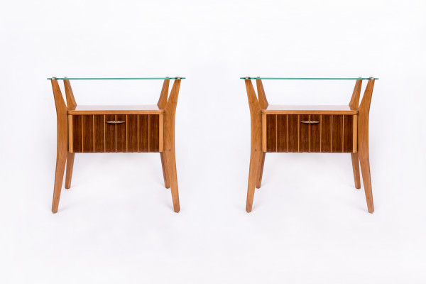 Pair of night-stands