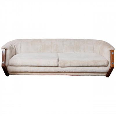 Brutalist sofa