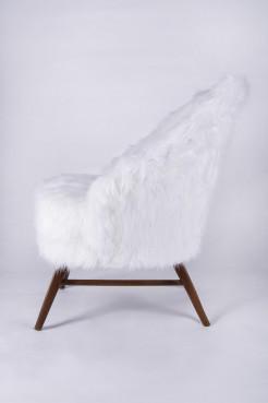 Stel nepbonten fauteuils