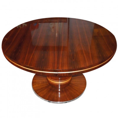 Art-deco dining table from De Coene