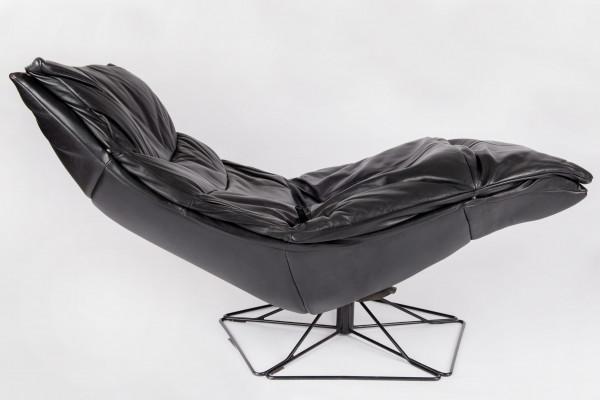 Mid-century design swivel chair